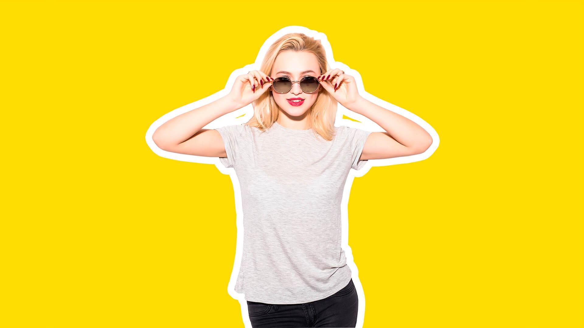 انتخاب عینک تابستانی